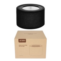 JETERY True HEPA Replacement Filter for JT-8115M Air Purifier