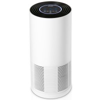 JETERY Air Purifier Auto Timer Purifier for Large Room Capacity White